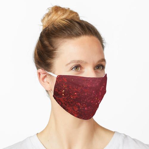 Hintergrundfarbe Marsala (Auszug) Maske