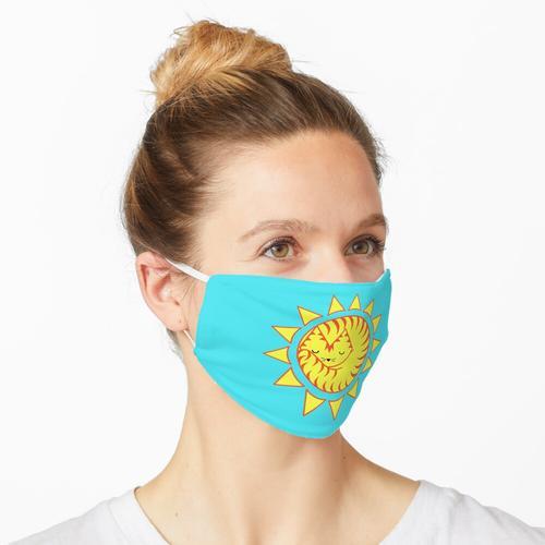 Noch eine Sunshine Kitty Maske