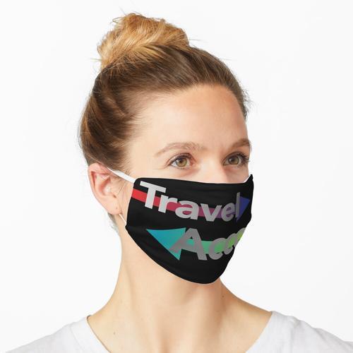 Reise / Unterkunft Maske