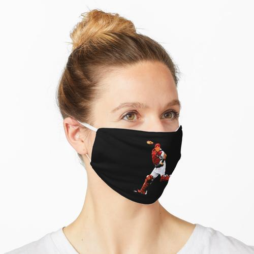 Yadi # 4 Dritte Basis Maske