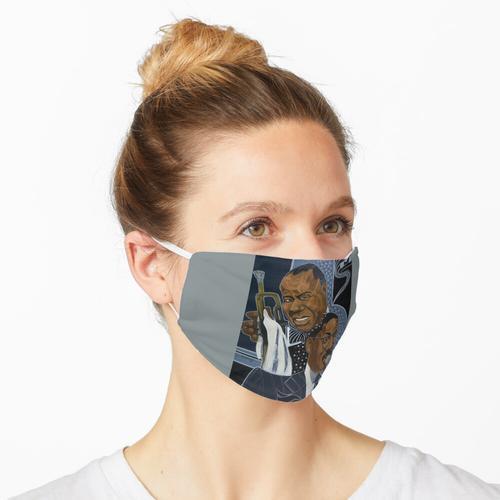 Louis & Marsalis Maske