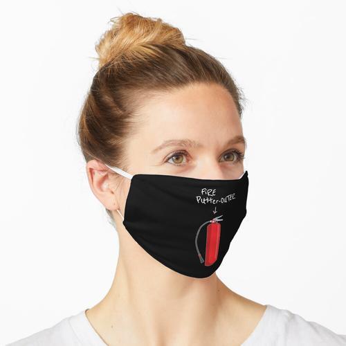 Feuerlöscher Äußerer Feuerlöscher Maske