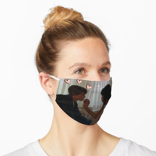 Dina und Syd Makeup Maske