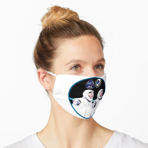 Hurley und Behnken Maske