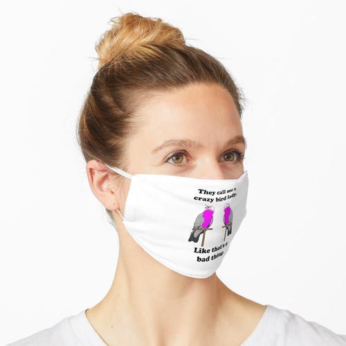 mit der Phrase Maske