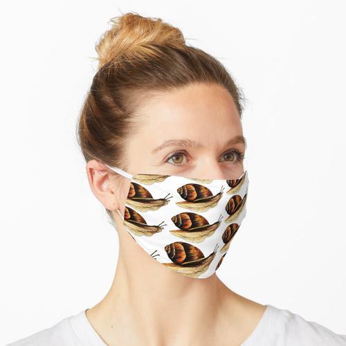 Einfache Schnecke einfach Schnecke Maske
