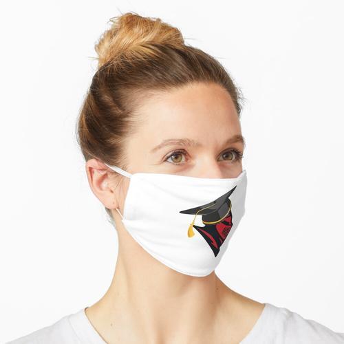 Rutgers Maske
