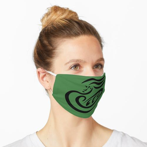 Mutterbrot (grün) Maske