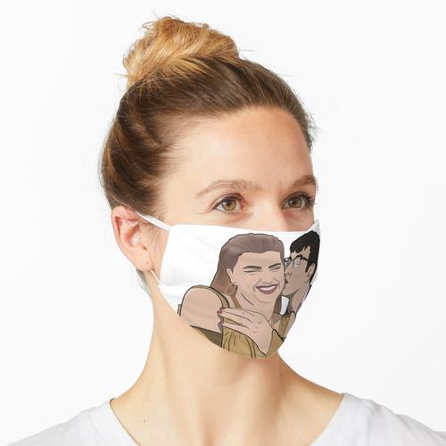 Flamantha Maske