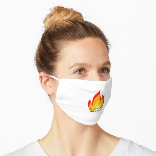Feuerfest Maske