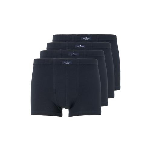 TOM TAILOR Herren Hip-Pants im Viererpack, blau, Gr.M/5