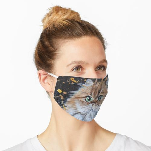 Perserkatze Maske