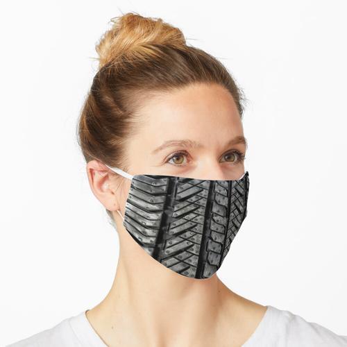 Gummireifen-Gewinde Maske