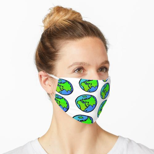 Globus Maske