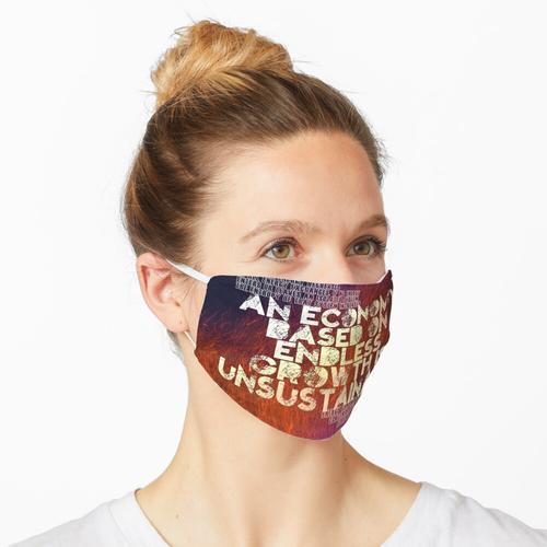Muse nicht nachhaltig Maske