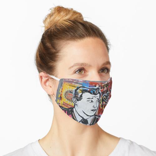 Aerosol Liebe Maske