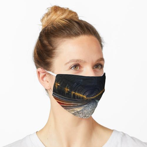 Eisenbahntunnel Maske