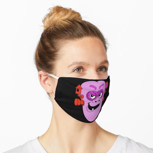 Frankenbeere Maske