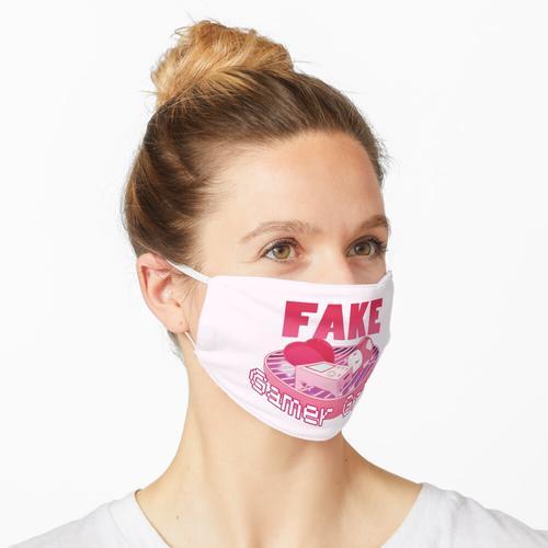 Gefälschter Gamer Grill Maske