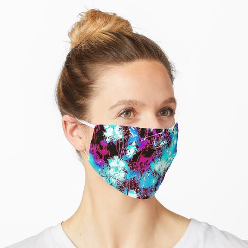 Leuchtendes Licht Maske