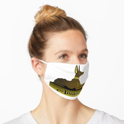 Anubis Schakal Maske