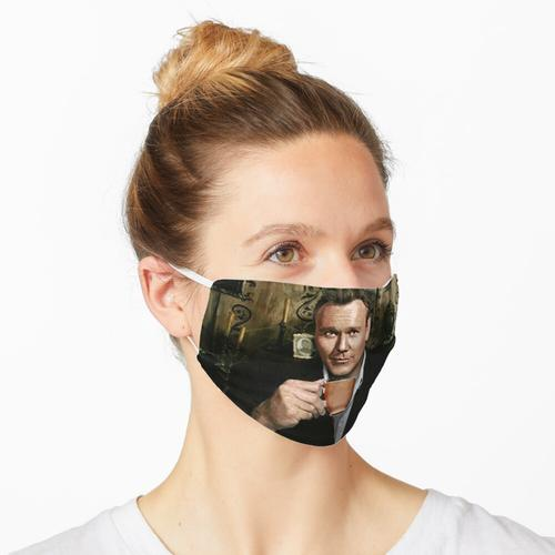 Giles The Observer Maske