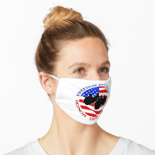 FREIHEIT IST NICHT FREI 5 Maske
