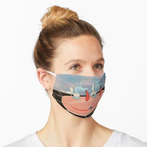 Waschbecken Maske