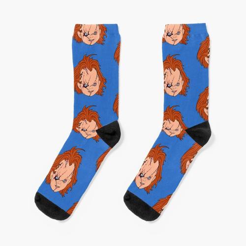Chucky   Puppe Socken