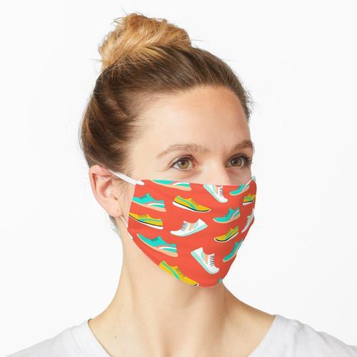 Laufschuhe Maske
