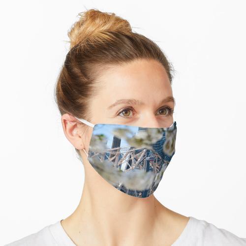 Roosevelt-Insel Maske