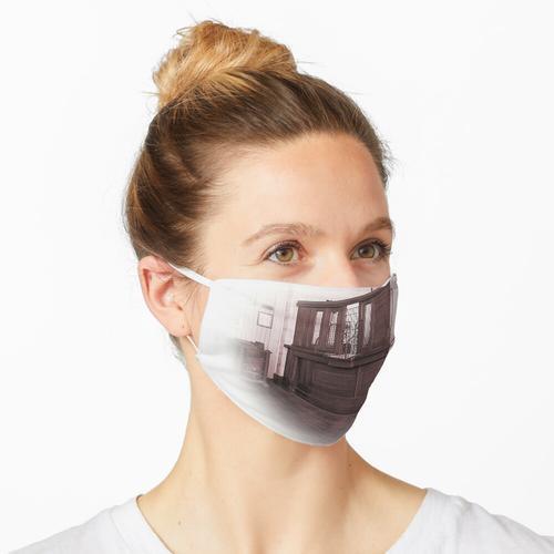 Antike Bank Maske