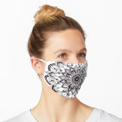 Die Abreise Maske