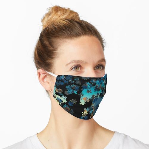 Maxfield Parrish Puzzle Design Maske