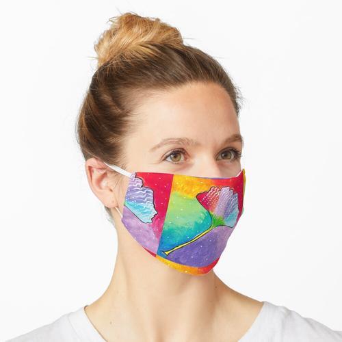 Ginkgo-Blatt Maske