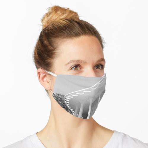 Die Hochzeitstorte Maske