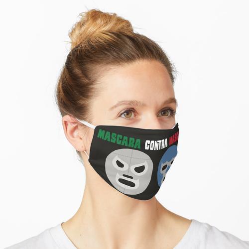 Mascara Contra Mascara Maske