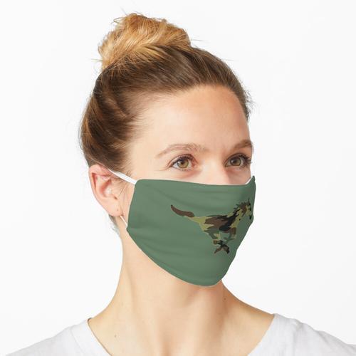 Camo Peruna Maske