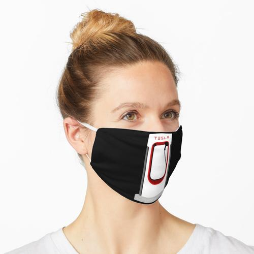 Tesla-Kompressor Maske