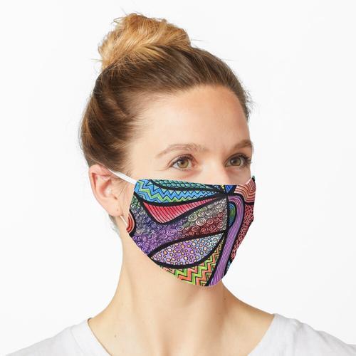 Farb-Hybrid Maske