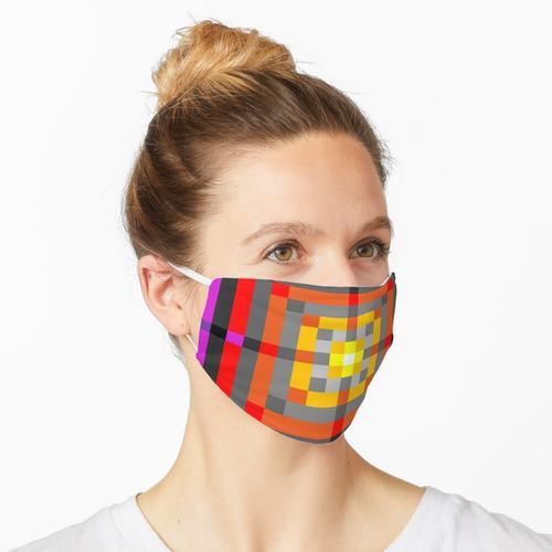 Quadrat in Quadrat 2 Maske