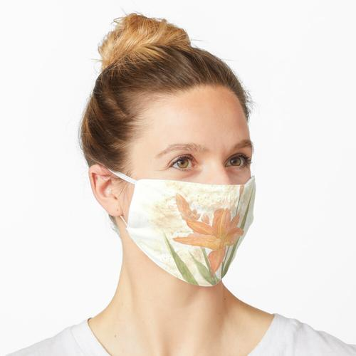 Taglilie Maske
