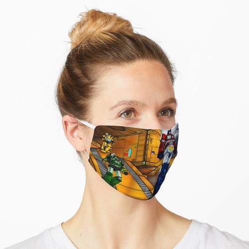 Egal die Kosten Maske