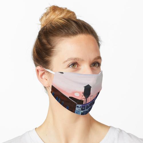 St-Lawrence-Lagerhaus Maske