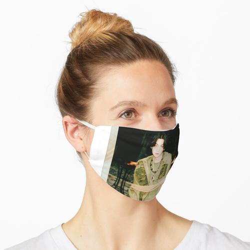 Agust D D-2 Signiertes Polaroid Maske
