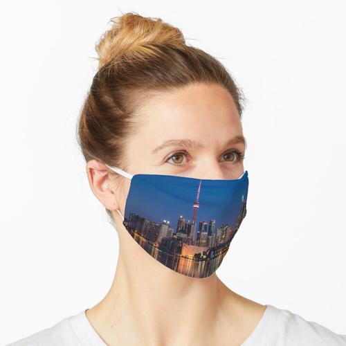 lustige cn turm nachtbeleuchtung Maske