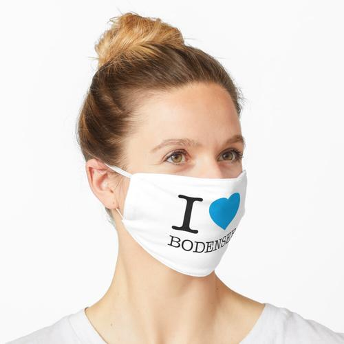 I LOVE BODENSEE Maske