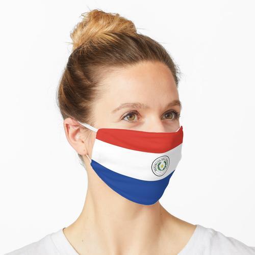 Paraguay Maske