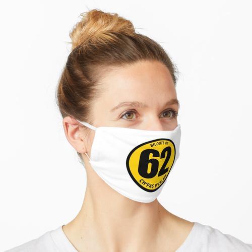 Biloute von ch'Pas von Calais Maske