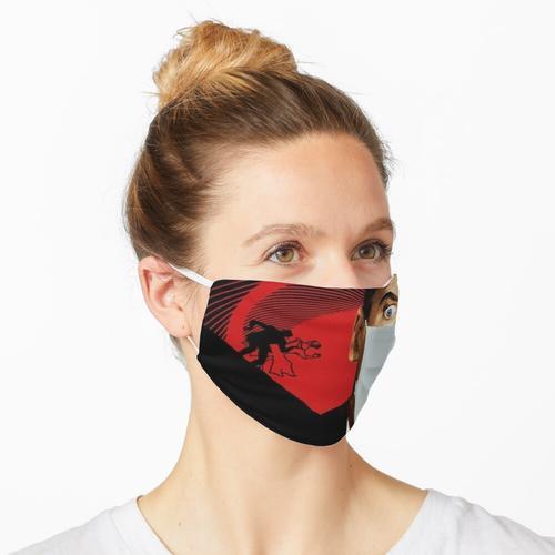 Schwindel 19 Maske